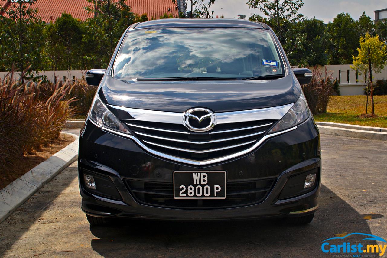 Mazda Biante 2008 - now Compact MPV #2