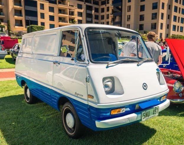 Mazda Bongo I 1966 - 1975 Minivan #4