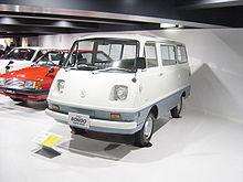 Mazda Bongo I 1966 - 1975 Minivan #7