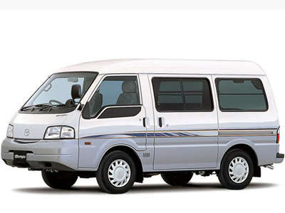 Mazda Bongo IV 1999 - now Minivan #8