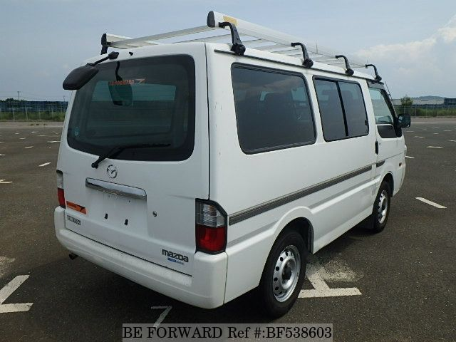 Mazda Bongo IV 1999 - now Minivan #6