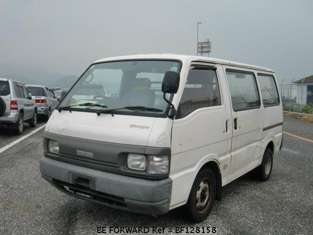 Mazda Bongo IV 1999 - now Minivan #1
