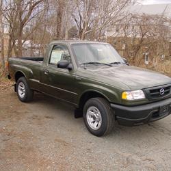Mazda B-series IV 1985 - 1998 Pickup #8