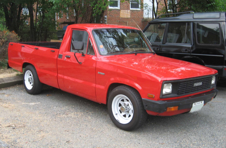 Mazda B-series IV 1985 - 1998 Pickup #6