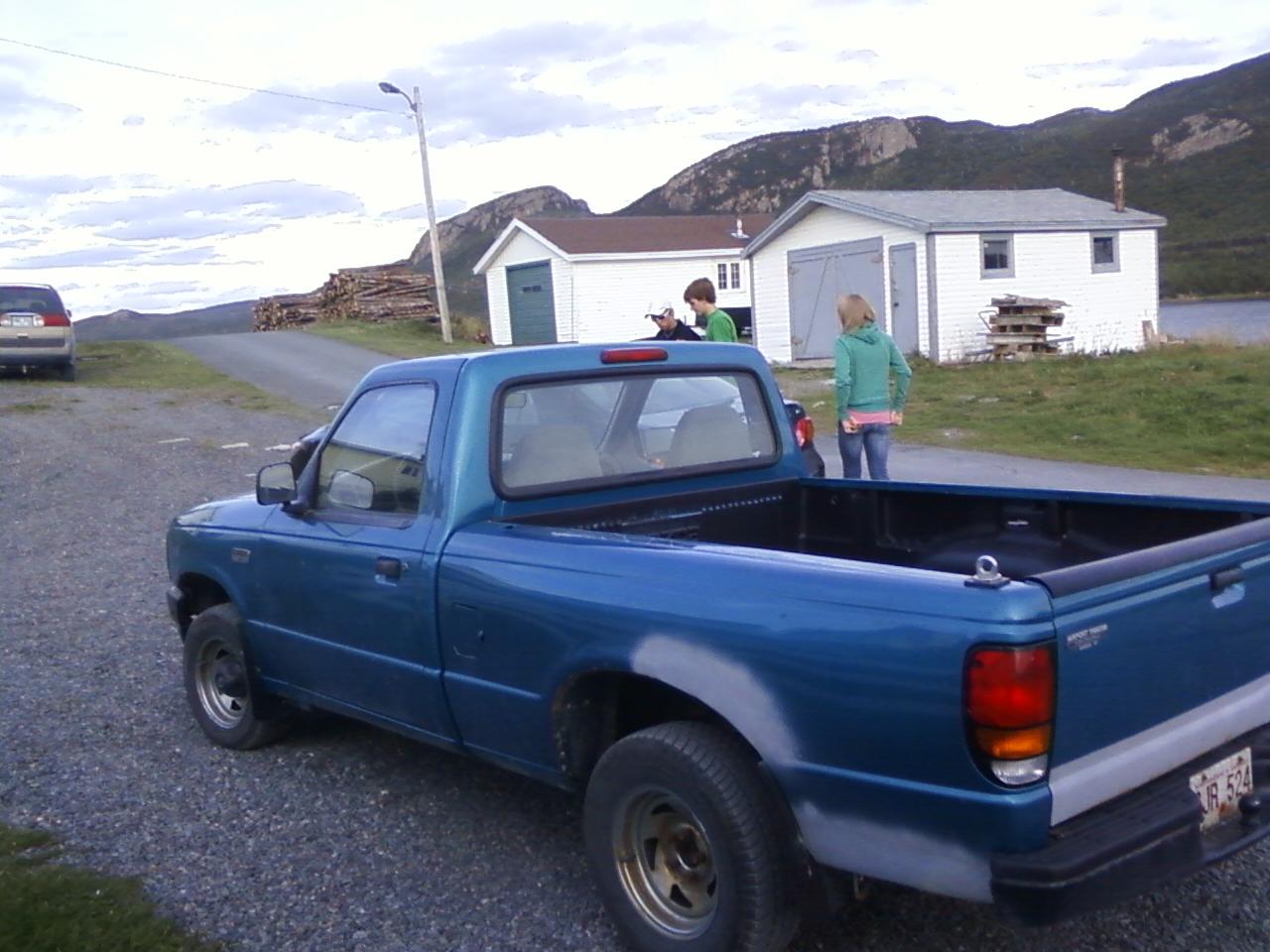 Mazda B-series IV 1985 - 1998 Pickup #4