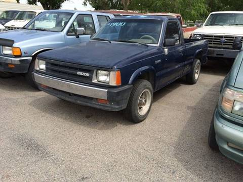 Mazda B-series IV 1985 - 1998 Pickup #1