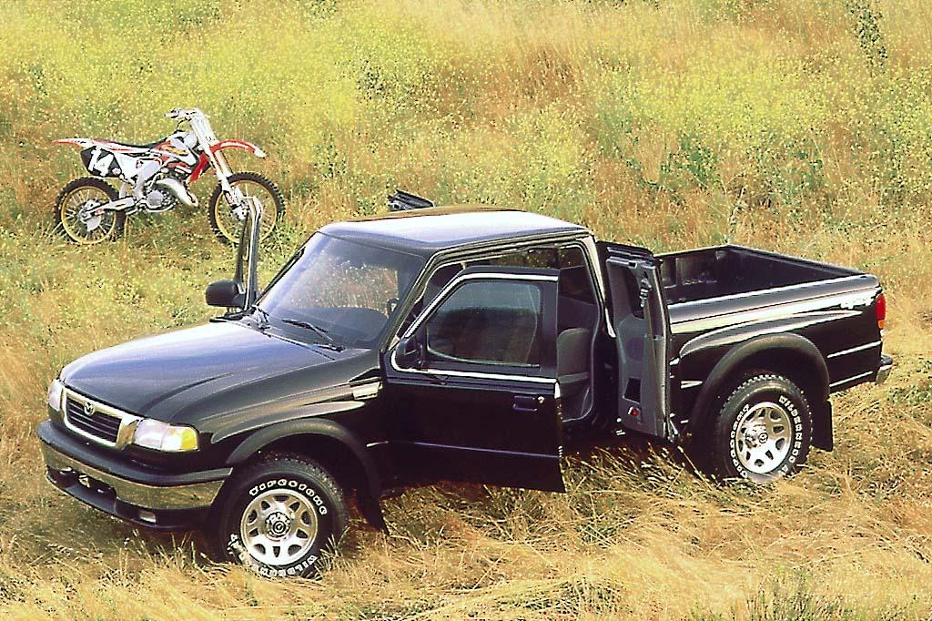 Mazda B-series V 1998 - 2006 Pickup #6