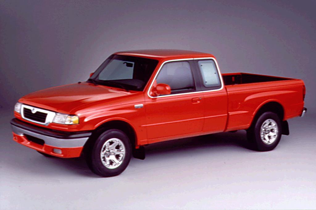 Mazda B-series IV 1985 - 1998 Pickup #5