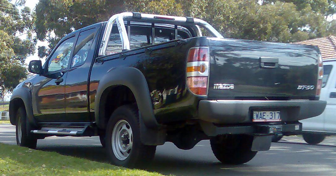 Mazda BT-50 I 2006 - 2008 Pickup #7