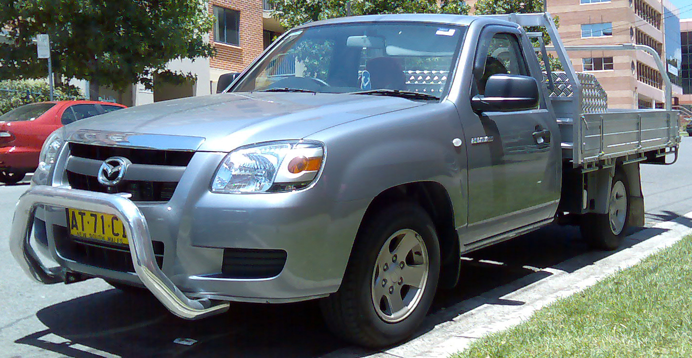 Mazda BT-50 I 2006 - 2008 Pickup #6
