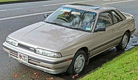 Mazda Capella IV 1987 - 1997 Coupe #1