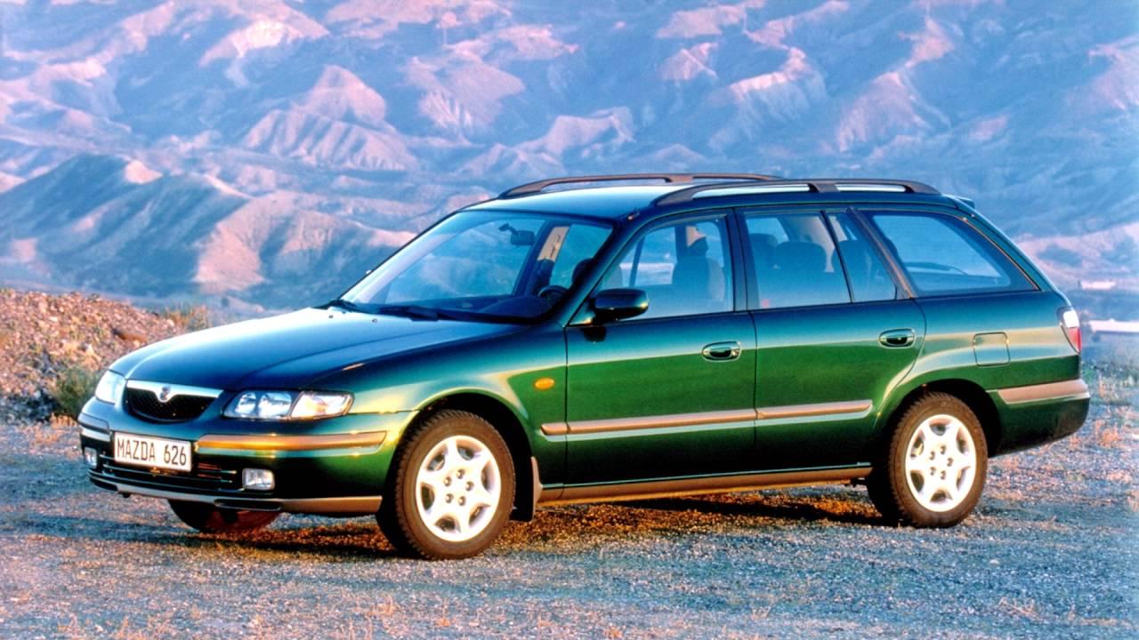 Mazda Capella VI 1998 - 2002 Station wagon 5 door #5