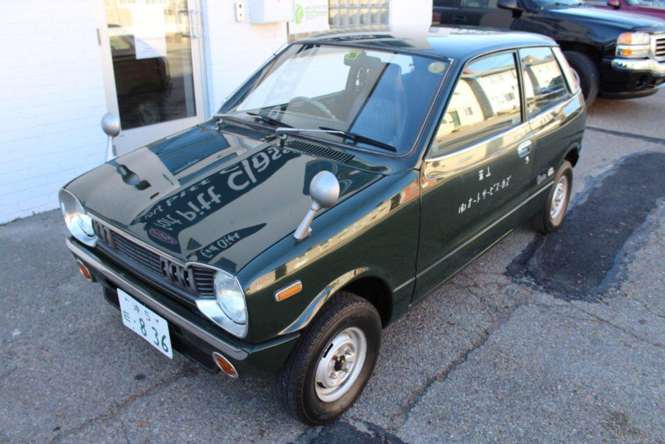 Mazda Chantez I 1972 - 1976 Hatchback 3 door #2