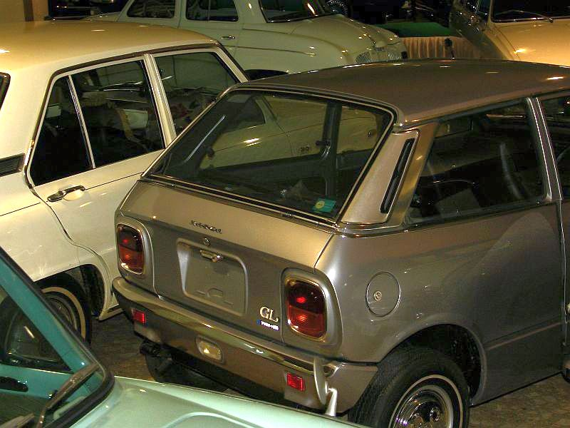 Mazda Chantez I 1972 - 1976 Hatchback 3 door #4