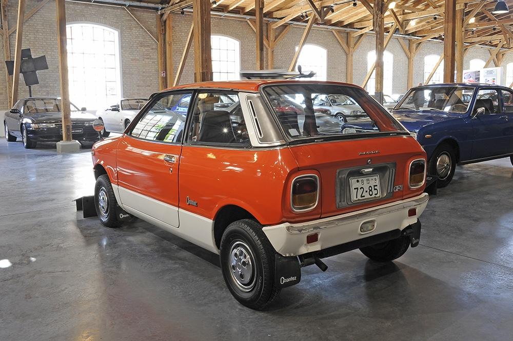 Mazda Chantez I 1972 - 1976 Hatchback 3 door #1
