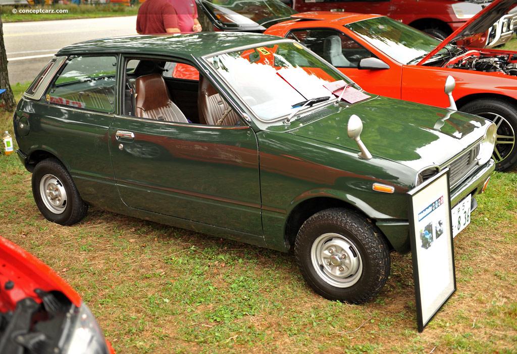 Mazda Chantez I 1972 - 1976 Hatchback 3 door #7