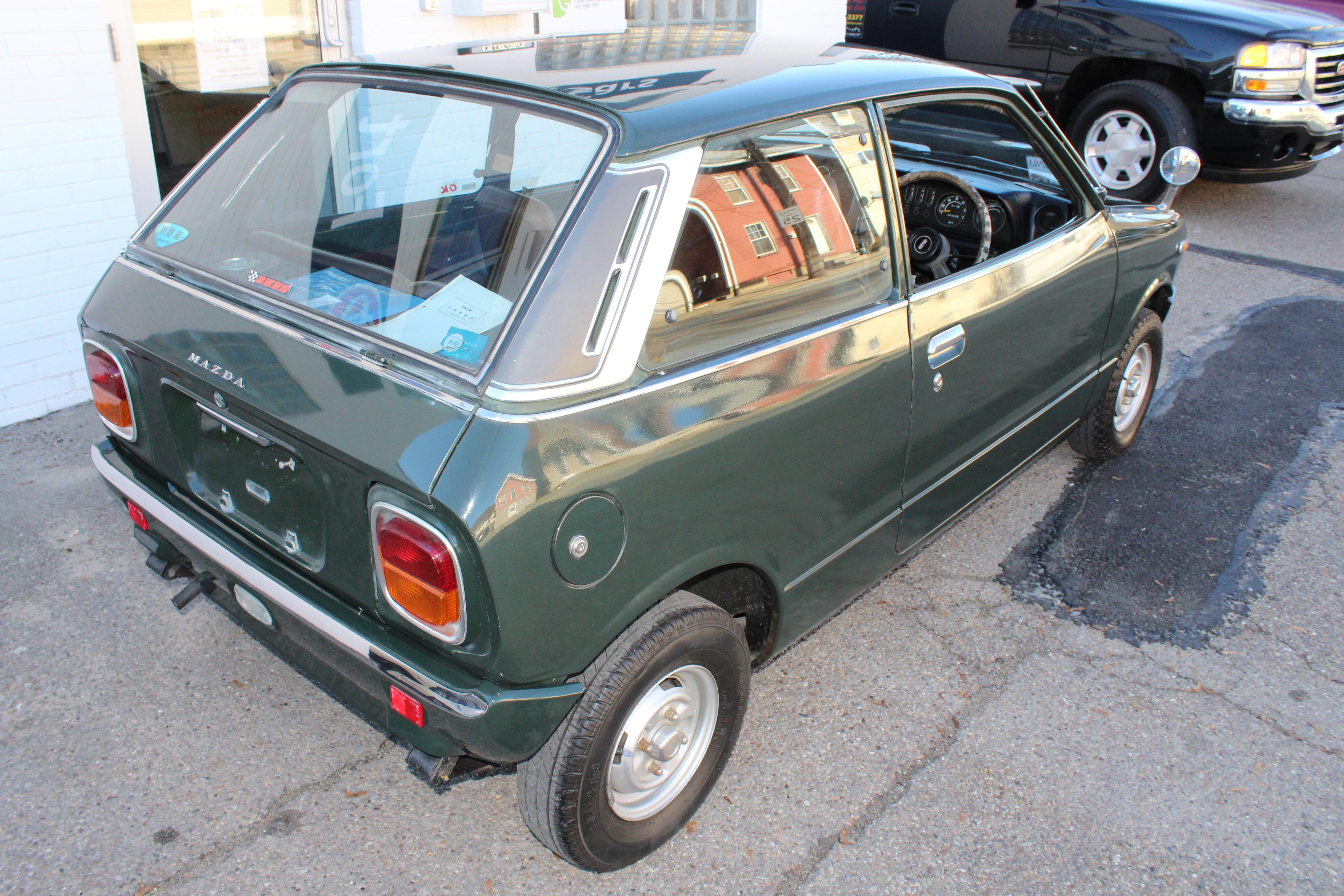 Mazda Chantez I 1972 - 1976 Hatchback 3 door #3