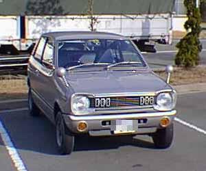 Mazda Chantez I 1972 - 1976 Hatchback 3 door #6