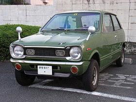 Mazda Chantez I 1972 - 1976 Hatchback 3 door #8