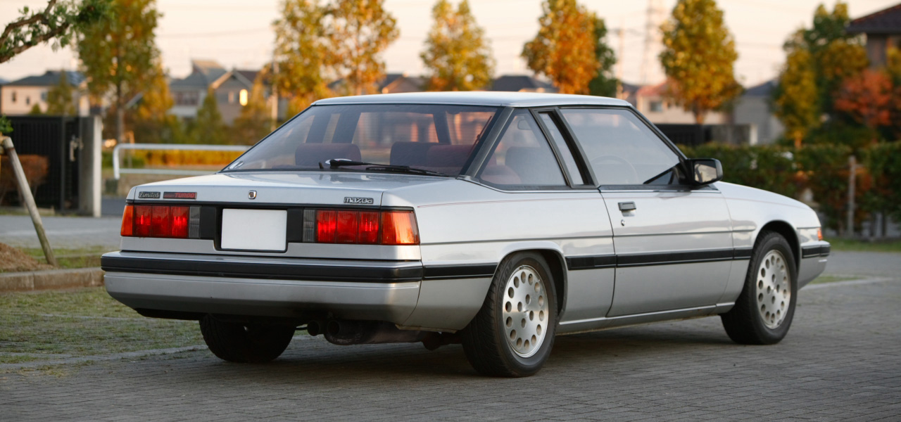 Mazda Cosmo HB 1981 - 1989 Sedan #5