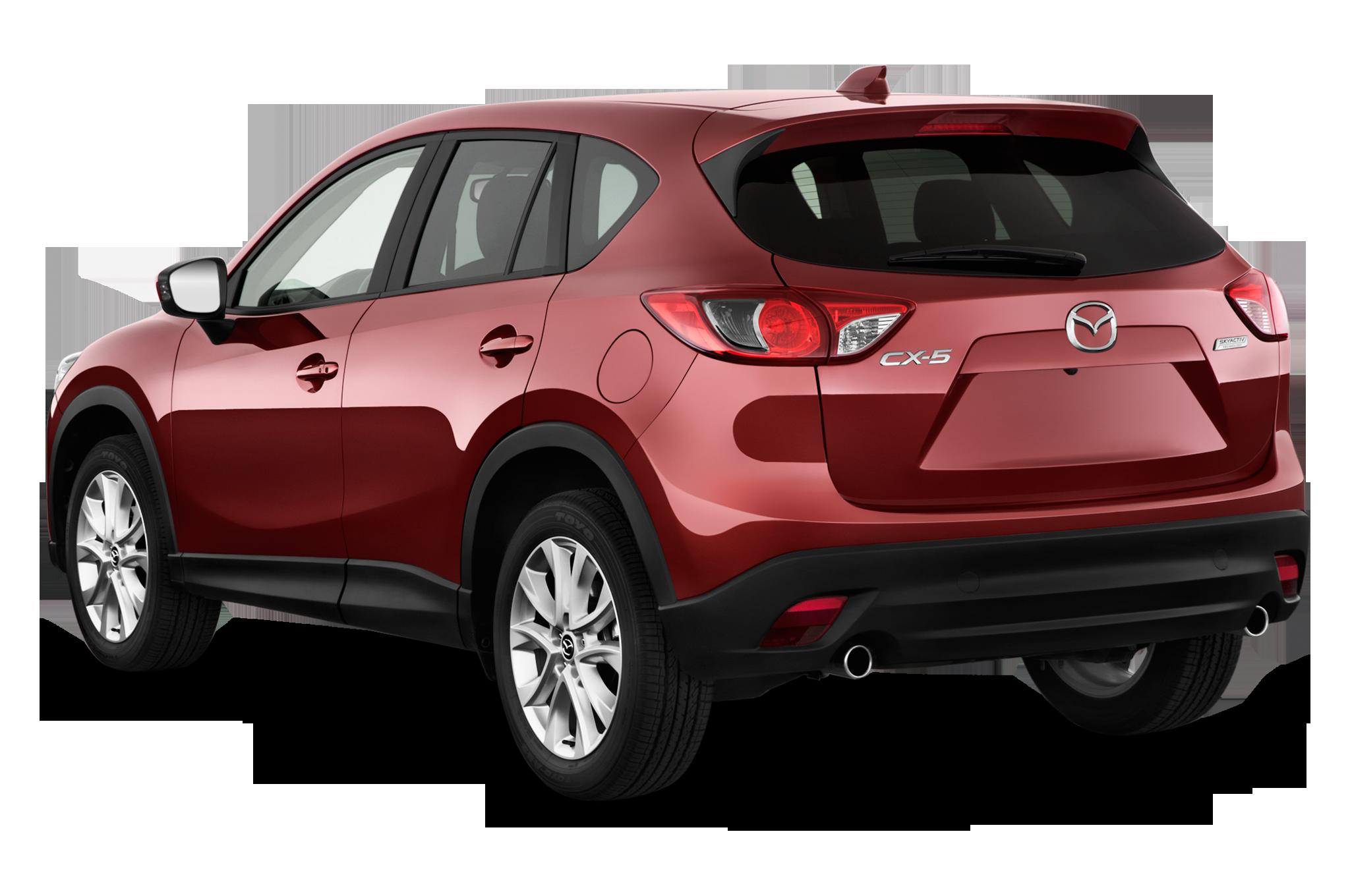 Mazda CX-5 I 2011 - 2014 SUV 5 door #4
