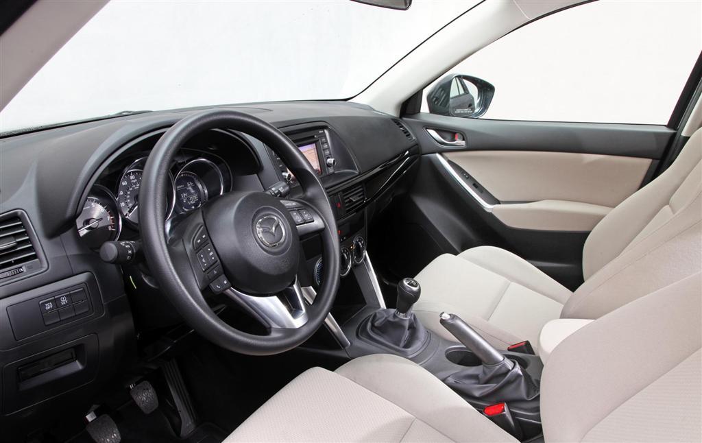 Mazda CX-5 I 2011 - 2014 SUV 5 door #2