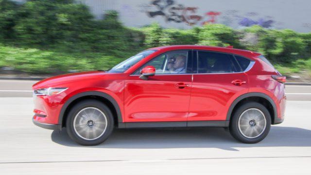 Mazda CX-5 II 2017 - now SUV 5 door #5