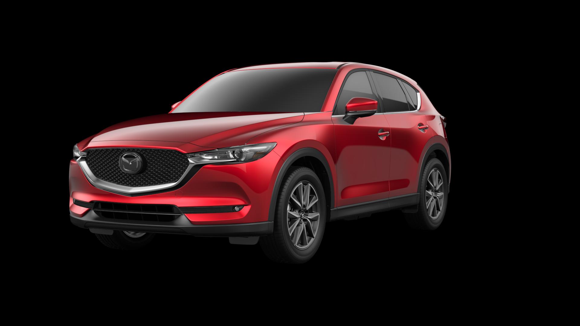 Mazda CX-5 II 2017 - now SUV 5 door #3