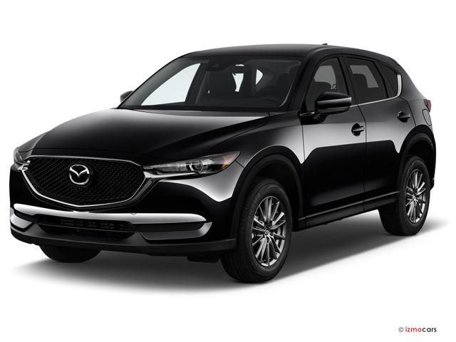 Mazda CX-5 II 2017 - now SUV 5 door #8