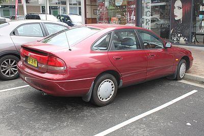 Mazda Efini MS-6 1991 - 1994 Hatchback 5 door #2