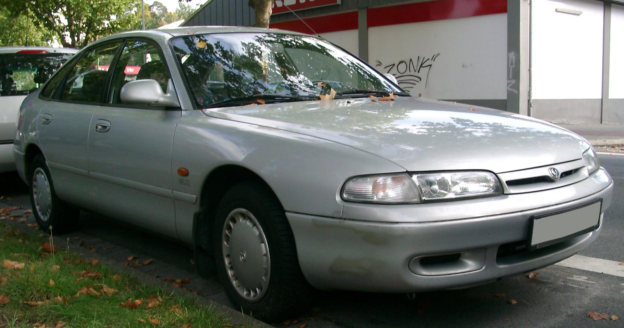 Mazda Efini MS-6 1991 - 1994 Hatchback 5 door #1