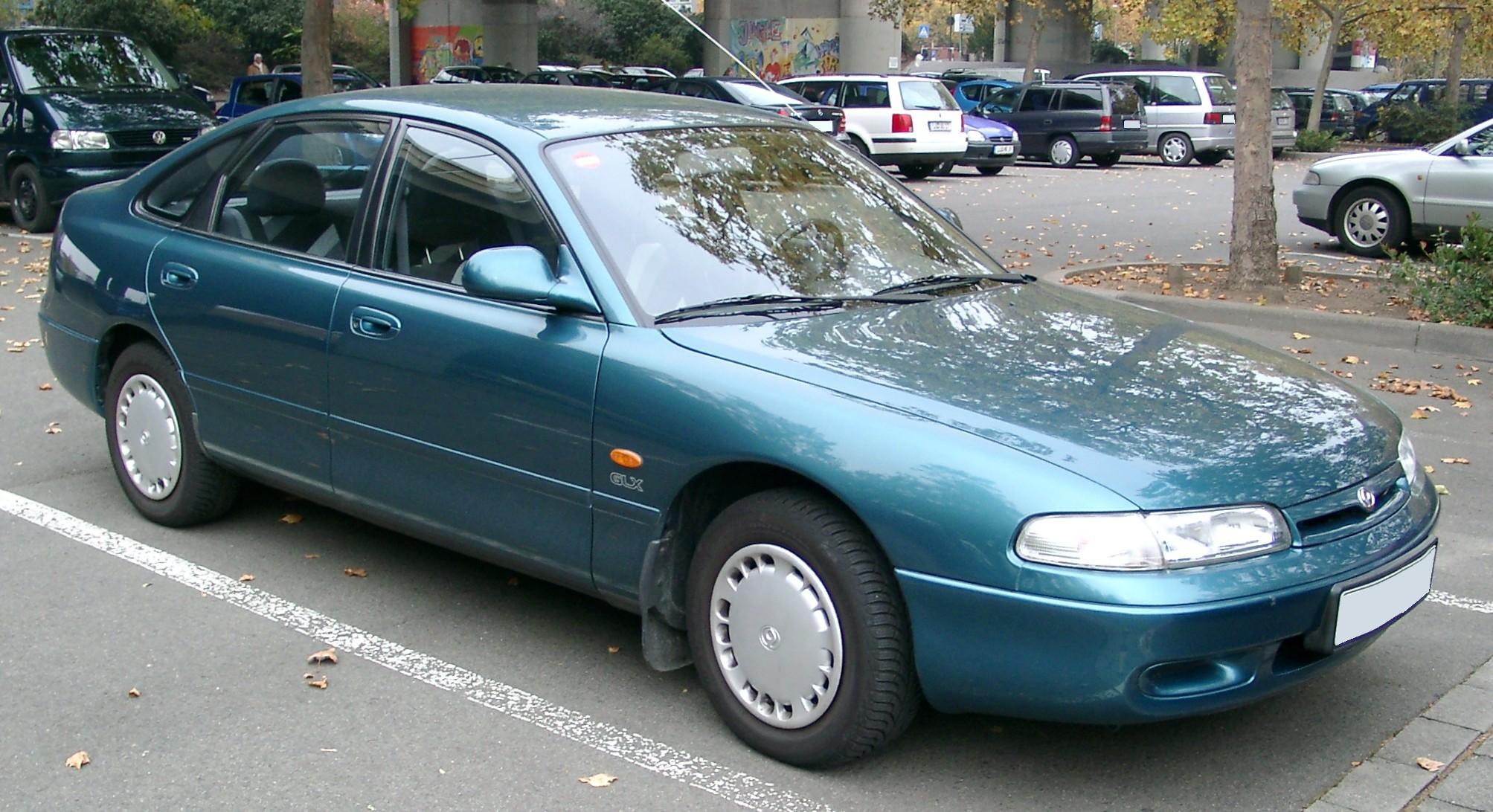 Mazda Efini MS-8 1992 - 1997 Sedan #2