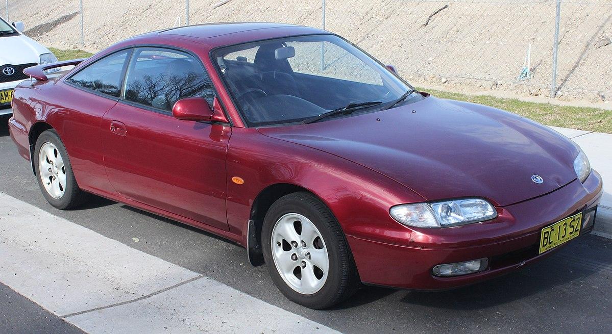 Mazda Efini MS-6 1991 - 1994 Hatchback 5 door #6