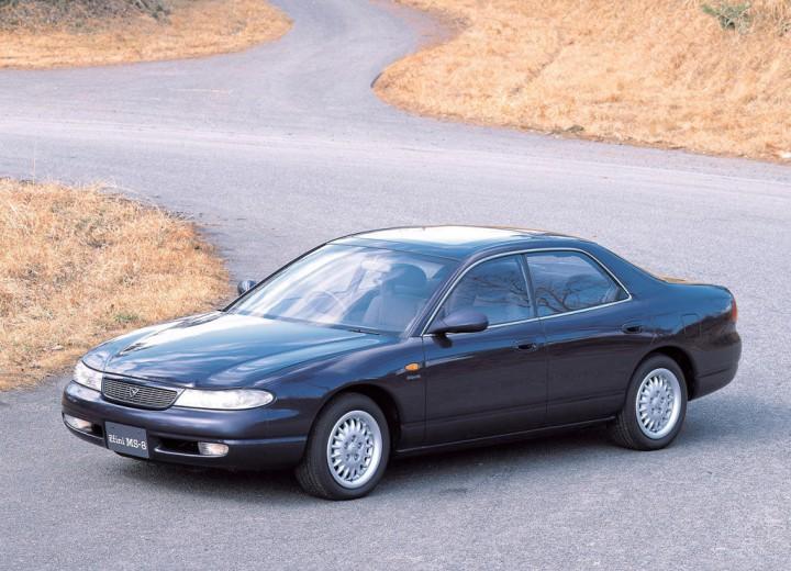 Mazda Efini MS-8 1992 - 1997 Sedan #4