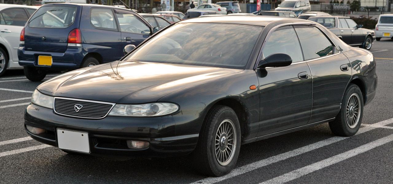 Mazda Efini MS-8 1992 - 1997 Sedan #3