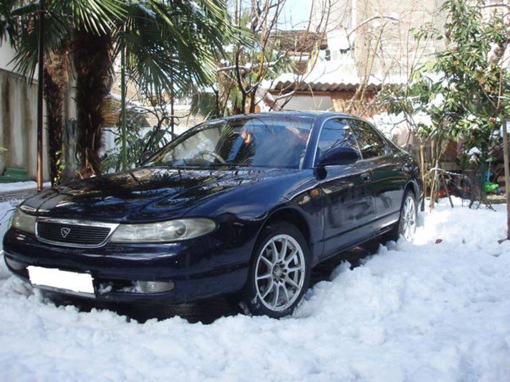 Mazda Efini MS-8 1992 - 1997 Sedan #5