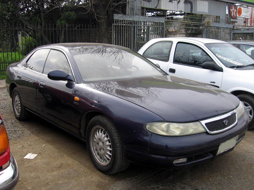 Mazda Efini MS-8 1992 - 1997 Sedan #6