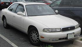 Mazda Sentia II (HE) 1995 - 2000 Sedan #8