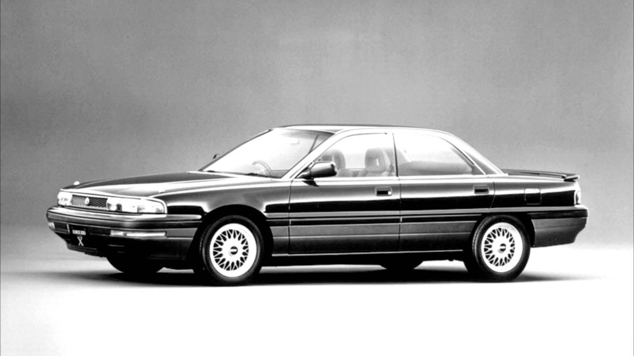 Mazda Eunos 300 1989 - 1992 Sedan #7