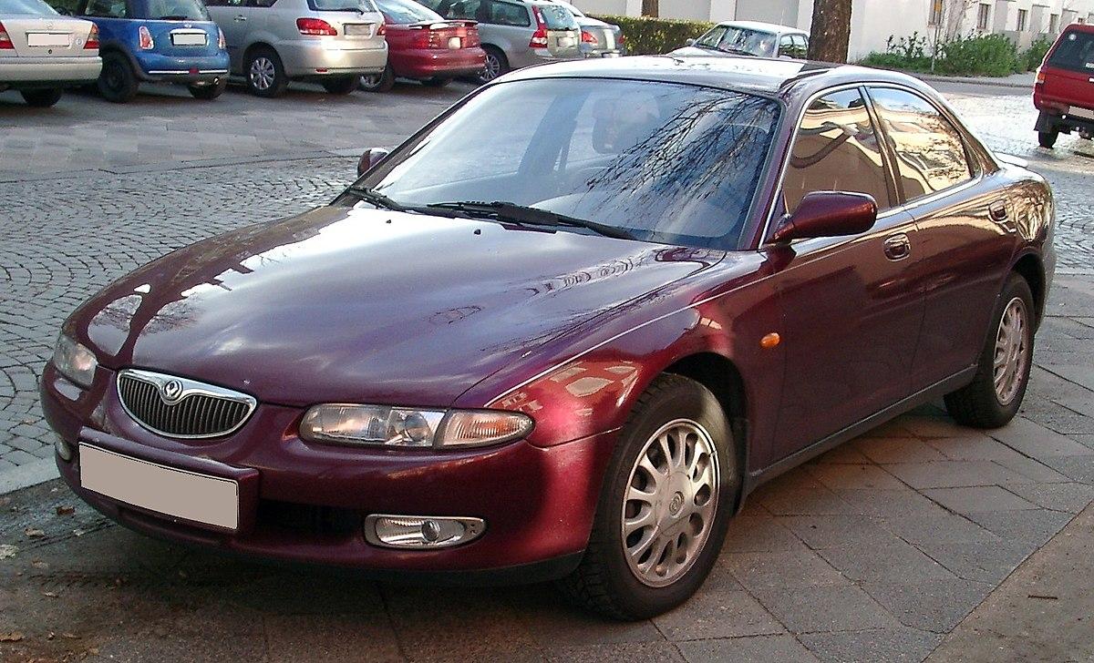 Mazda Eunos 500 1991 - 1996 Sedan #5