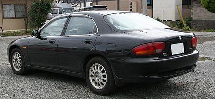Mazda Eunos 500 1991 - 1996 Sedan #6