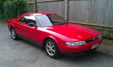 Mazda Eunos 500 1991 - 1996 Sedan #2
