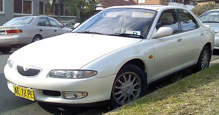 Mazda Eunos 500 1991 - 1996 Sedan #8