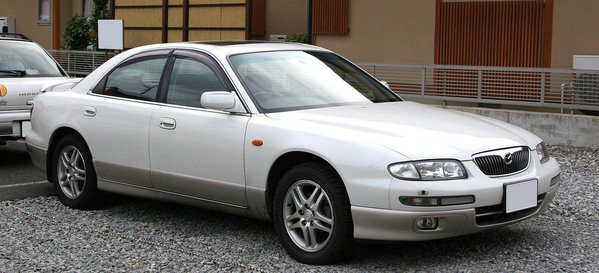 Mazda Sentia II (HE) 1995 - 2000 Sedan #6