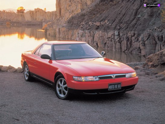 Mazda Eunos Cosmo 1990 - 1995 Coupe #4