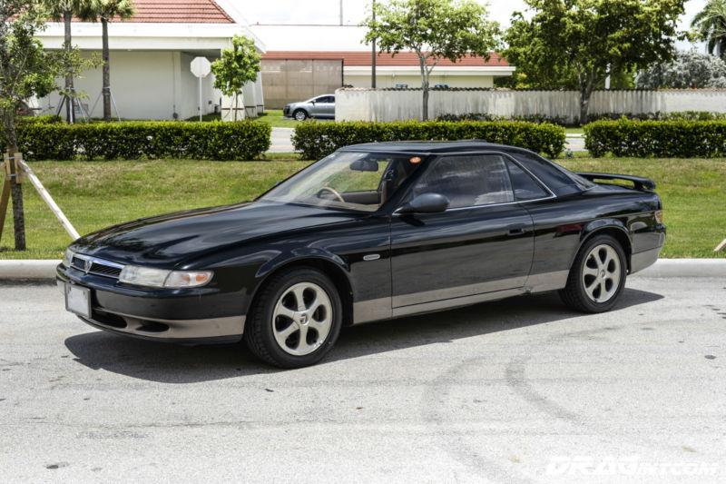 Mazda Eunos Cosmo 1990 - 1995 Coupe #3