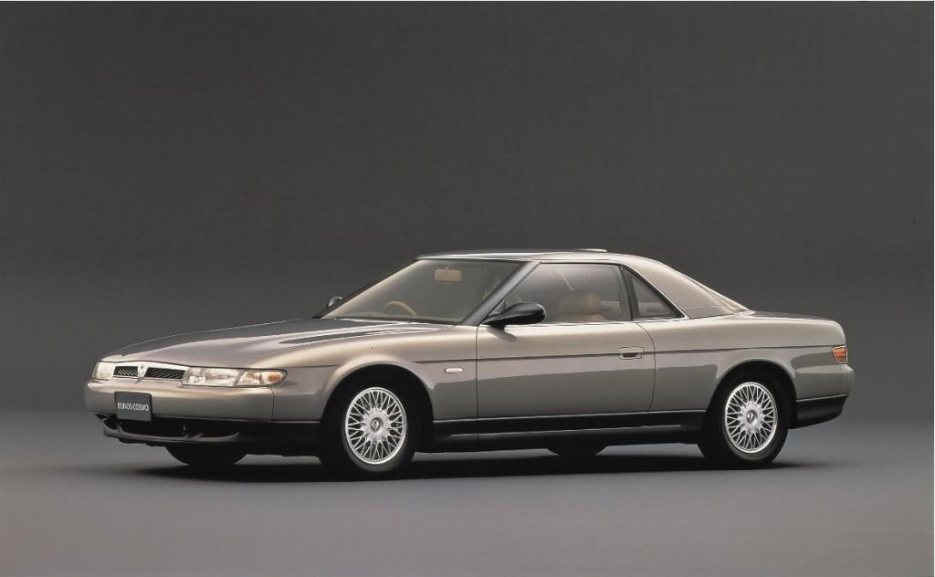 Mazda Eunos Cosmo 1990 - 1995 Coupe #2