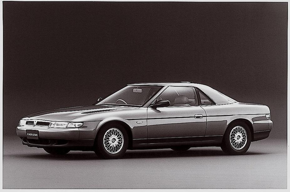 Mazda Eunos Cosmo 1990 - 1995 Coupe #7