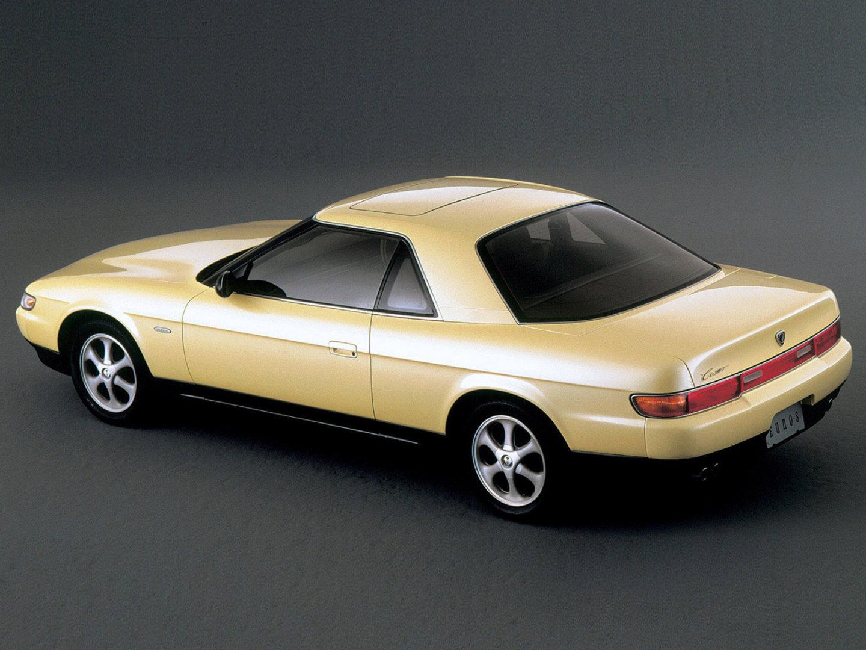 Mazda Eunos Cosmo 1990 - 1995 Coupe #8