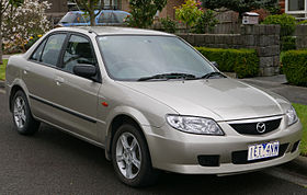 Mazda Protege III (BJ) 1998 - 2004 Sedan #7
